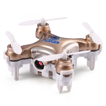 Cheerson CX-10W CX 10W RC Quadrocopter with Camera Drones Remote Control FPV WIFI APP Control Drone Dron 3D Flip Fly Helicopter